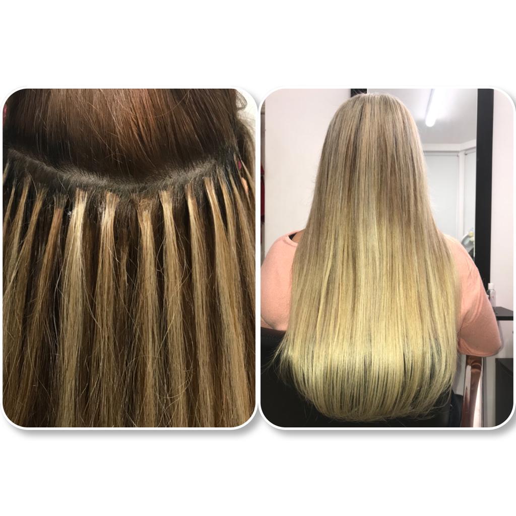 Hair Extension London Elizabeth Oliveira Hair Extensions